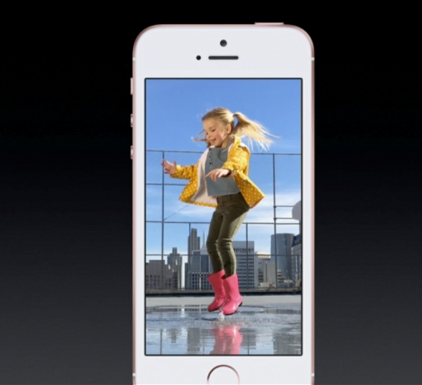 iPhone SE (Foto: Apple)
