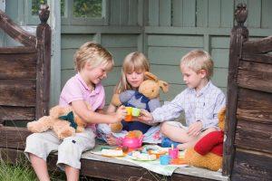 Børn der leger (Foto: PlayMapr)