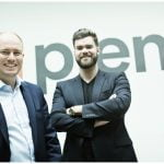 Plenti er startet af Morten Strunge og Peter Mægbæk (Foto: Plenti)
