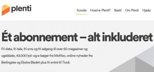 Plenti website marts 2016 (Foto: MereMobil.dk)