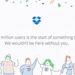 Dropbox runder 500 millioner brugere
