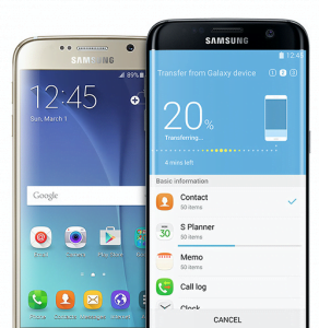 Samsung Galaxy S7 og S7 Edge (Foto: Samsung)