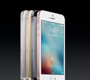 iPhone SE (Foto: Apple)