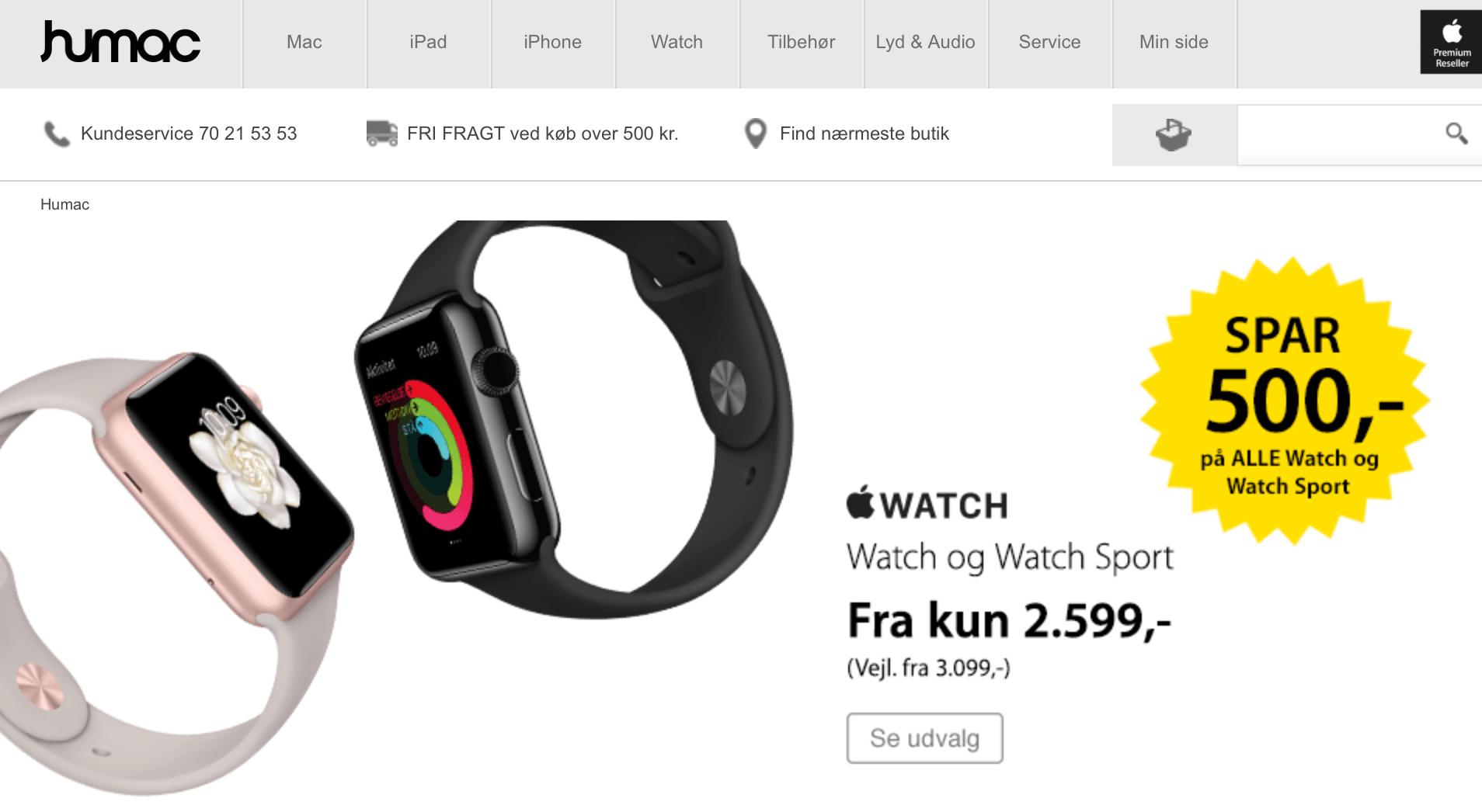 apple kundeservice
