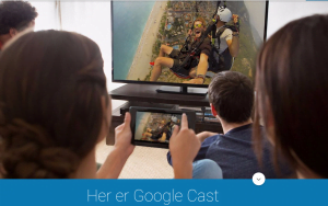 Google Cast (Foto: Google)