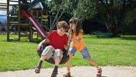 En applikation skal hjælpe forældre med, at finde legekammerater til børnene på ferien, så de kommer væk fra skærmen.