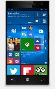 Windows 10 Mobile (Foto: Microsoft)