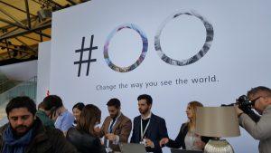 Billede fra Huawei P9 / P9 Plus lancering i London (Foto: MereMobil.dk)