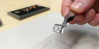 Linse-komponent til Sony Xperia (Foto: MereMobil.dk)