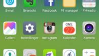 Applikationslisten, App Drawer, på LG G5 er nu tilbage. LG har udsendt en opdatering.