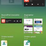 App Drawer opdatering til LG G5 (Foto: MereMobil.dk)
