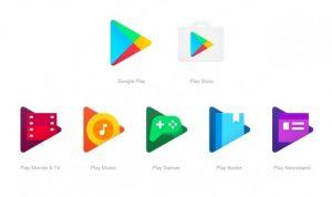 Designet på de nye ikoner til Googles applikationer (Foto: Google)