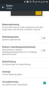 HTC 10 - batteritid