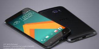 HTC 10 - LCD 5 skærm