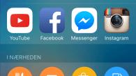 """Nu kan danskere også gøre brug af funktionen """"Nearby"""" (I Nærheden) på iPhone og iPad til at finde spisesteder, biografer og butikker m.m."""