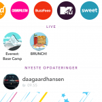 Discover Snapchat