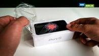 WEB-TV: iPhone SE er interessant. Kraftig hardware i kompakt format. Her hiver vi den lille ny ud af æsken.