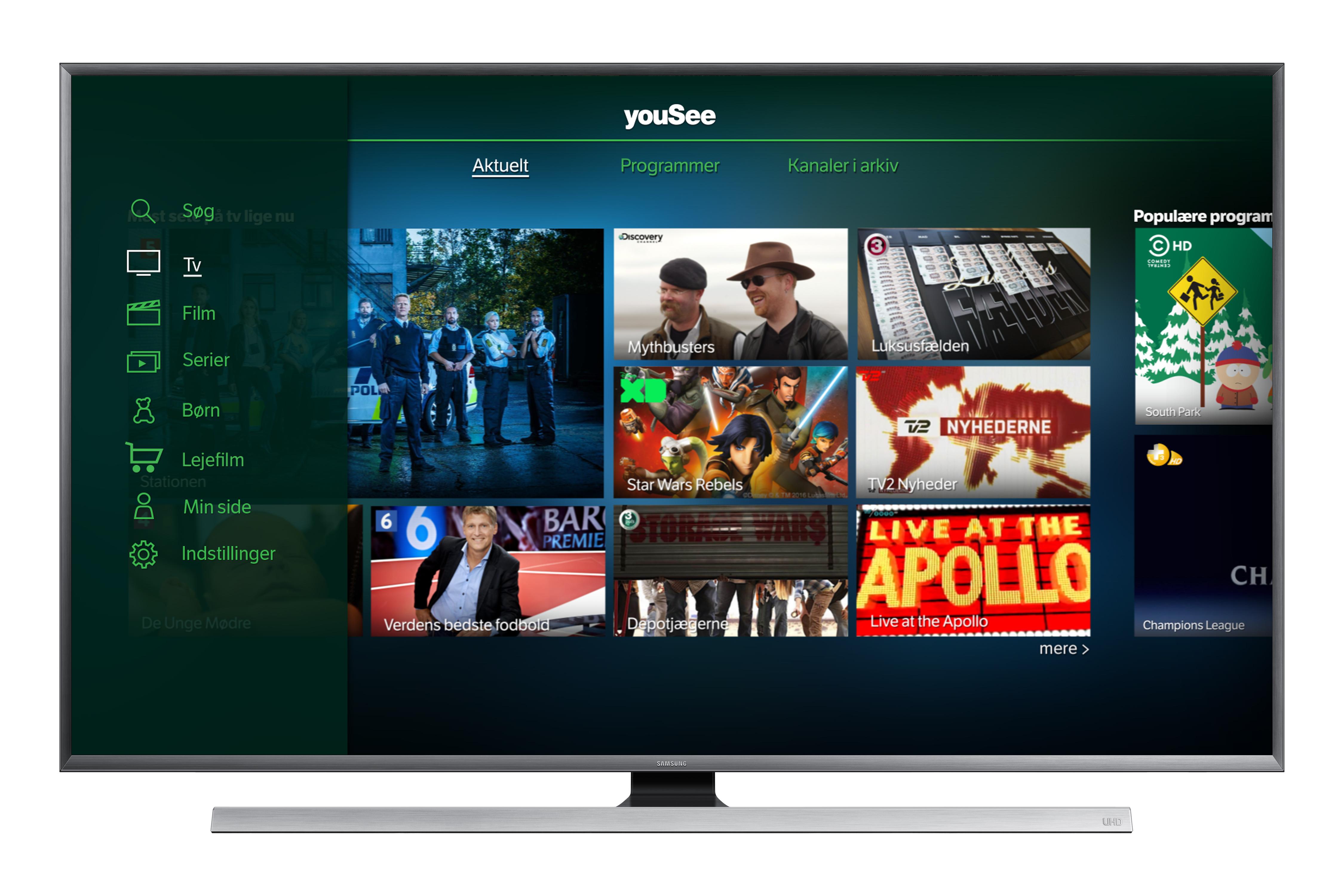 YouSee: Ny digital TV-boks virker nu