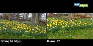 Huawei P9 og Samsung Galaxy S6 Edge+ mod hinanden i OIS-test (Foto: MereMobil.dk)