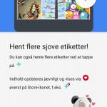 Screenshots fra Sony Xperia X (Foto: MereMobil.dk)
