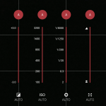 HTC 10 - kamera i pro-tilstand