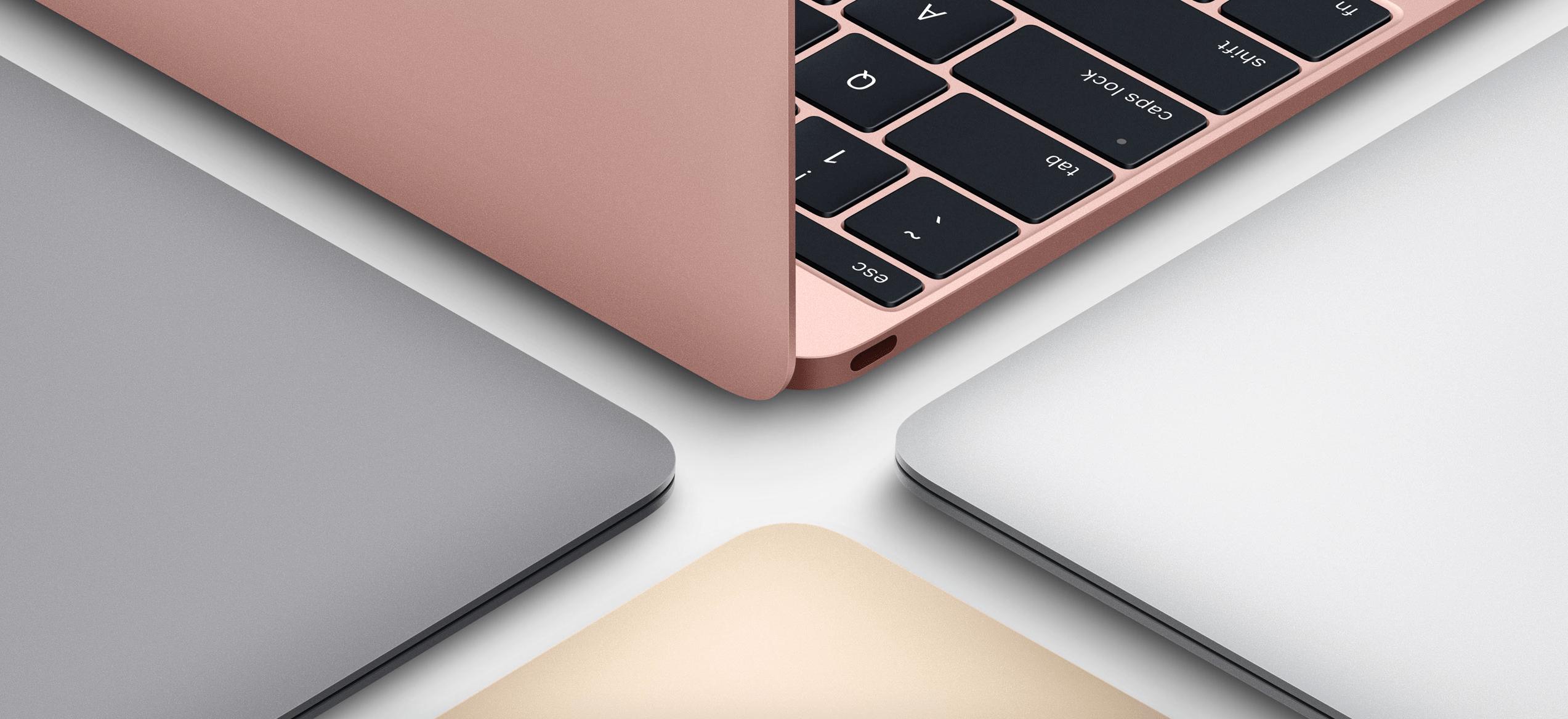 macbook air farver