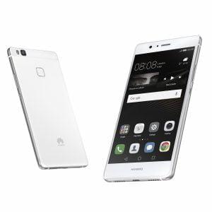Huawei P9 Lite i hvid (Foto: Huawei)