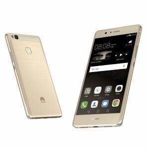 Huawei P9 Lite i guld (Foto: Huawei)