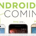 HTC 10, HTC One A9 og HTC One M9 får alle Android N (Kilde: HTC)