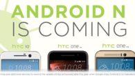 HTC 10, HTC One A9 og HTC One M9 får alle Android N opdateringen. Det har HTC bekræftet.
