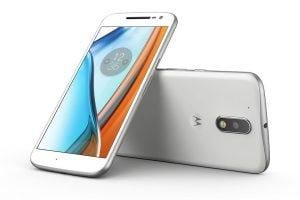 Motorola G4 (Foto: Motorola)