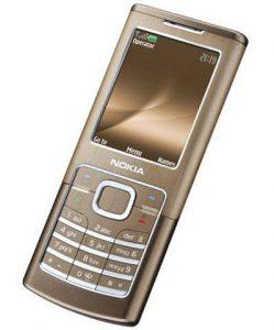 Nokia 6500 (Foto: Nokia)