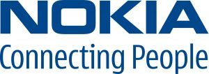 Nokia connecting logo