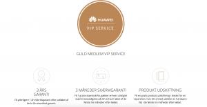 Huawei klar med VIP-service på P9