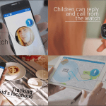 Alcatel Care Time KidsWatch (Foto: Alcatel)