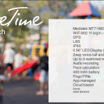 Alcatel Care Time KidsWatch (Foto: Alcatel)