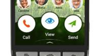 """Doro har lanceret en """"smartphone-skole"""" til seniorer, som skal lære seniorerne om smartphones mange muligheder."""