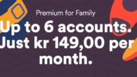 KORT NYT: Nu koster Spotify Family det samme som familieabonnementet hos Apple Music.