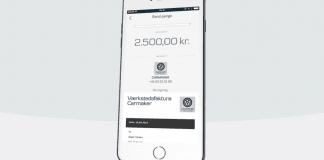 Betal via MobilePay Invoice