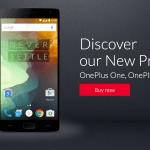 OnePlus sætter prisen ned på alle deres modeller