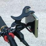 Sony Xperia X på cykel (Foto: MereMobil.dk)