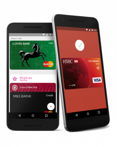 Android Pay (Foto: Google)