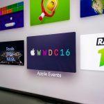 Apple WWDC på Apple TV (Foto MereMobil.dk)