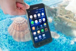 Samsung Galaxy S7 Active, via The Verge