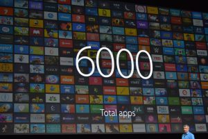 Apple WWDC 2016, nu over 6000 apps