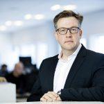 Telenors kommercielle direktør Lars Thomsen (Foto: Telenor)