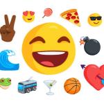 Facebook Messenger emojis (Foto: Facebook)