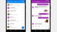 Facebook udruller nu en opdatering der gør Facebook Messenger i stand til at sende SMS.