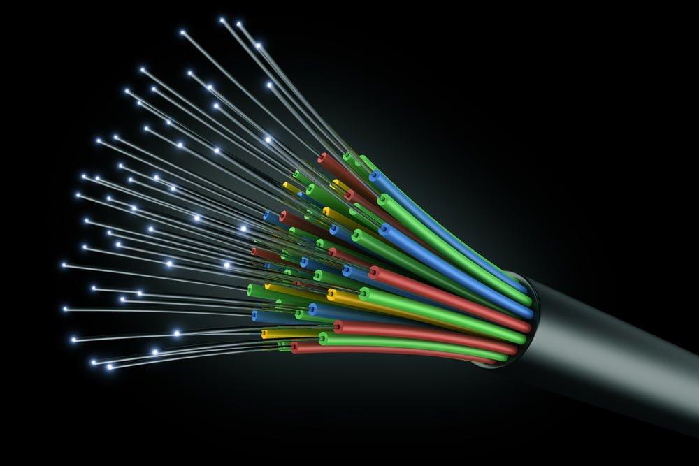 internet via fiberkabel