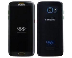 Samsung Galaxy S7 Edge Olympic Edition (Kilde: Evan Blass)